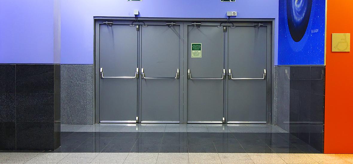 Premium Steel Doors