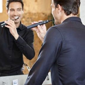 Philips Sonicare DiamondClean 3rd Generation Electric Toothbrush, Black