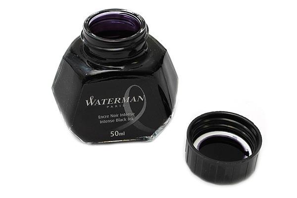 Mực Waterman - Màu đen