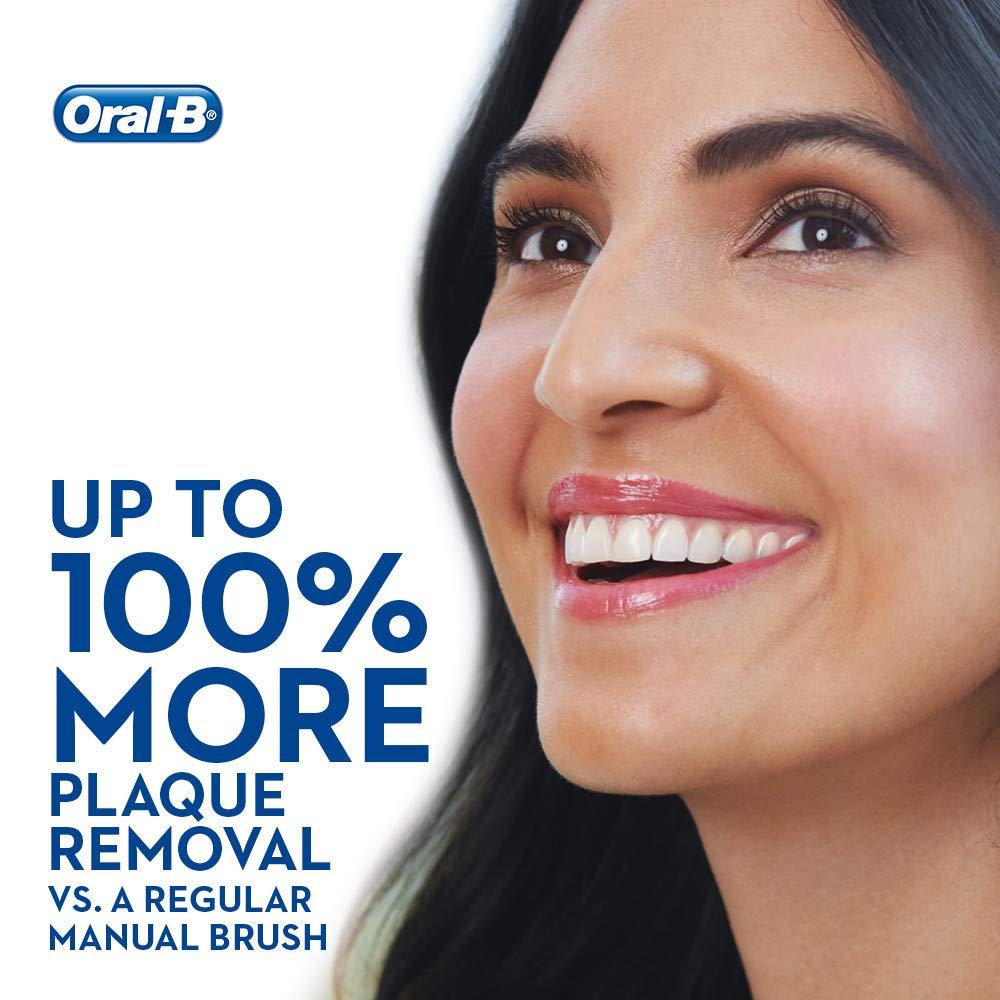 Làm sạch và trắng răng hơn bàn chải đánh răng thông thường