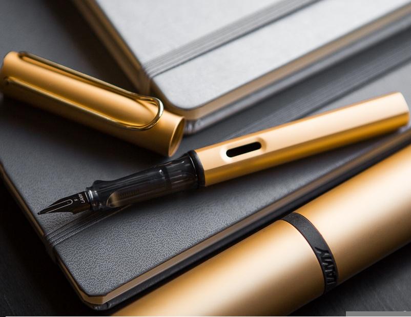 Bút Lamy LX - Màu Gold (Au) - L75