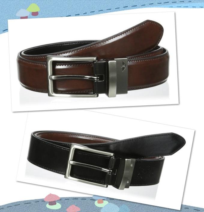 Thắt lưng nam Dockers Men's Feather Reversible Stitch Belt