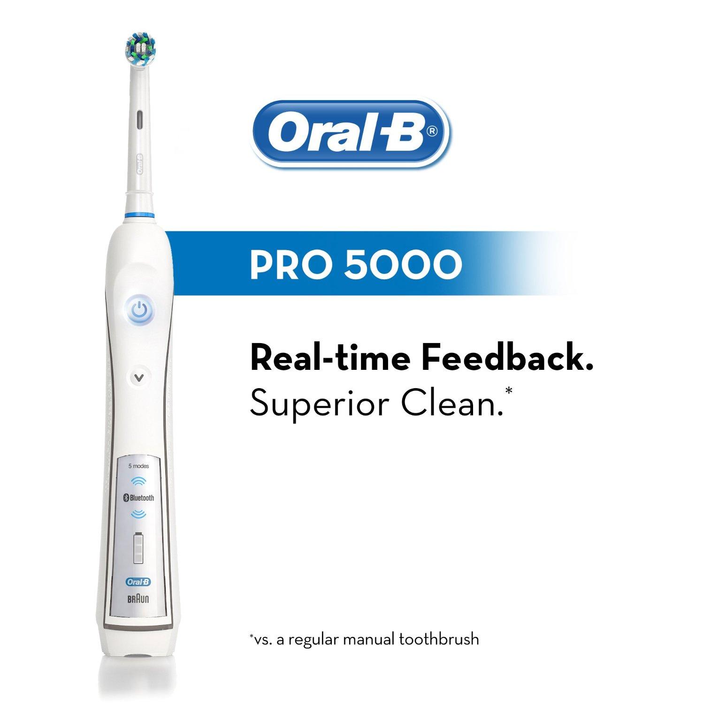Bàn chải đánh răng điện Oral-B ProfessionalCare SmartSeries 5000