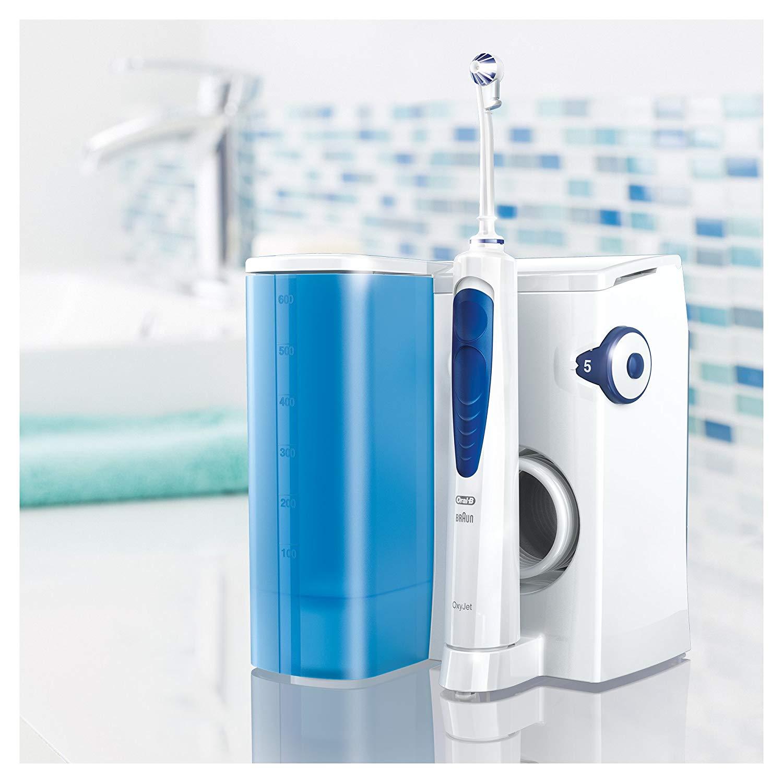 Máy tăm nước Oral-B OxyJet Hydropulseur –Jet dentaire