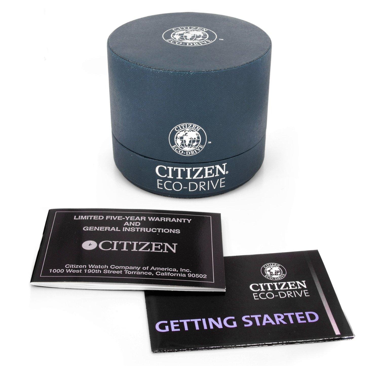 Hộp đồng hồ Citizen Eco Drive BM8180-03E