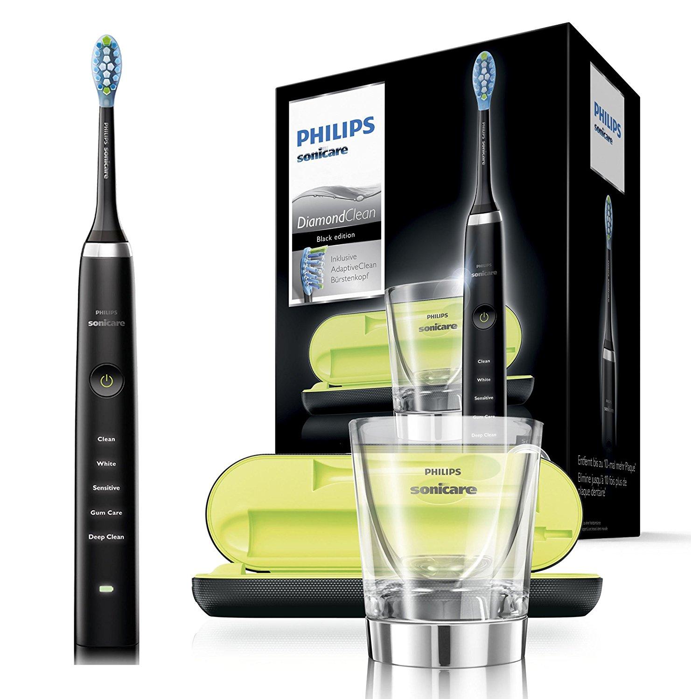 Philips Sonicare DiamondClean - HX9352/04 - Black