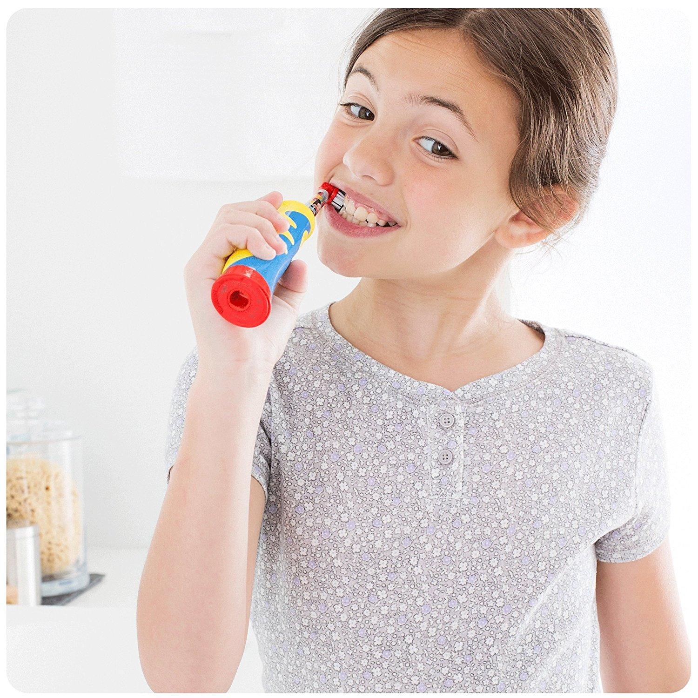 Bàn chải đánh răng điện trẻ em Oral-B Stages Power