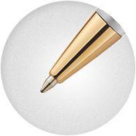 Bút Waterman EXPERT Stainless Steel Ballpoint Pen GT