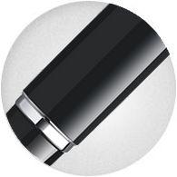 Thân bút Waterman EXPERT Black thiết kế tinh xảo