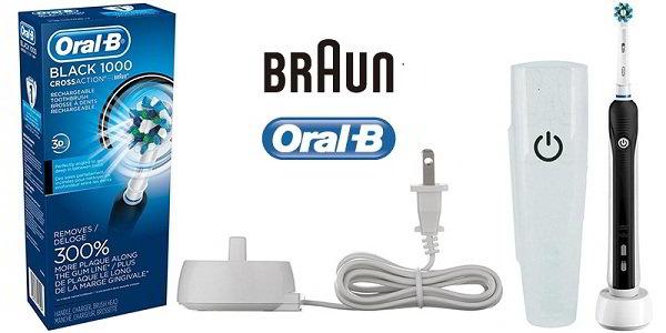 Oral-B Pro 1000 - Bàn chải điện giá tốt bạn không thể bỏ lỡ - Tiffany Store