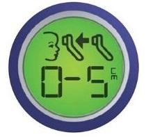 Cảm biến khoảng cách giúp đo nhiệt độ chính xác