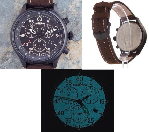 Cơ chế hoạt động đồng hồ Timex T49905 (T499059, T499059J)