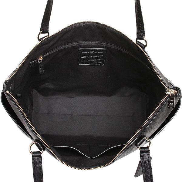 Túi Coach da mềm Coach Pebble Leather Ava II Tote F37216 IMBLK - Chính hãng