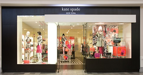 Cửa hàng sản phẩm Kate Spade tại Mỹ