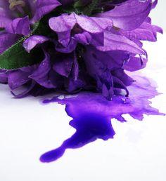 Mực J. Herbin - Màu tím Violet (Violette Pensée) -  77 - 30ml