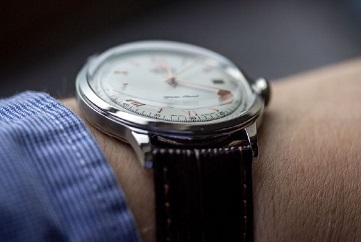 Đồng hồ Orient Bambino SER2400BW0 thanh lịch