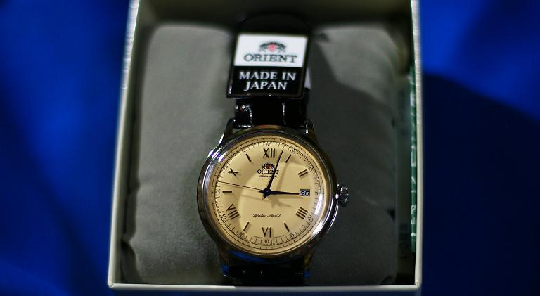 Đồng hồ Orient Bambino Gen 2 SER2400CN0 - Made in Japan