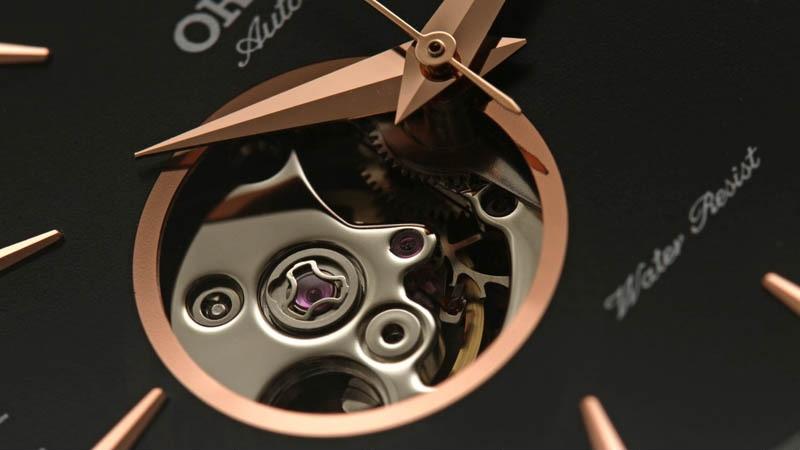 Open heart đồng hồ Orient FDB08002B