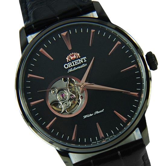 Đồng hồ Orient FDB08002B Esteem Open Heart Dial Watch