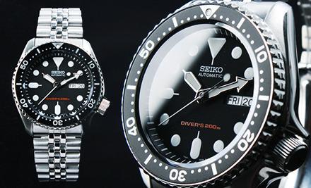 Đồng hồ Seiko SKX007KD đẳng cấp