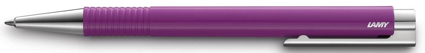 Bút bi Lamy M+ - Màu tím (Violet) - L204