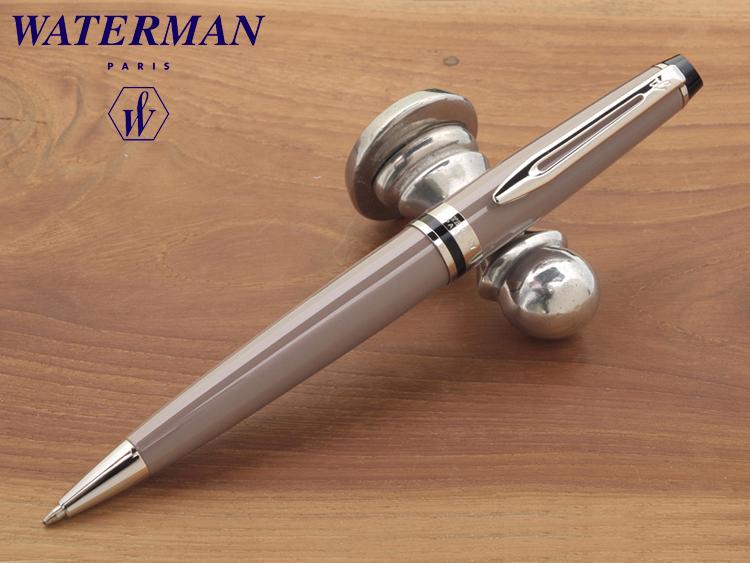 Bút Waterman EXPERT Taupe Ballpoint Pen CT