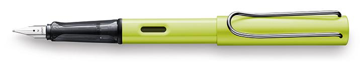 Bút Lamy Al-Star - Màu xanh lá mạ (Charged green) - L52