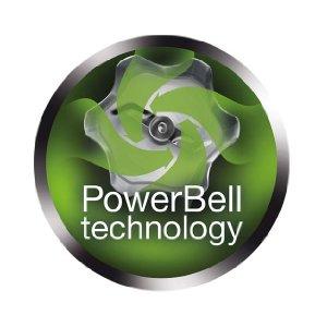Lưỡi dao thiết kế theo công nghệ PowerBell