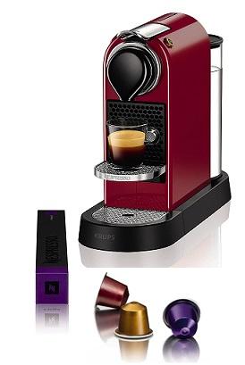 Máy pha cà phê Nespresso Citiz nhỏ gọn