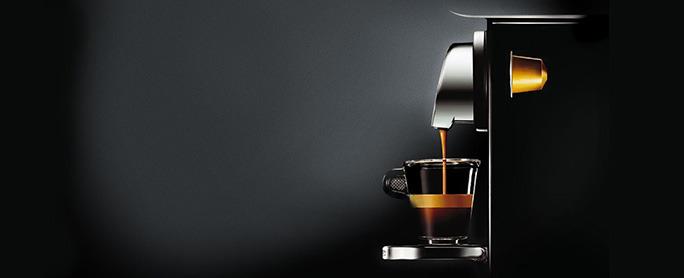 Máy pha cafe viên nén Nespresso cho bạn một buổi sáng đầy năng động