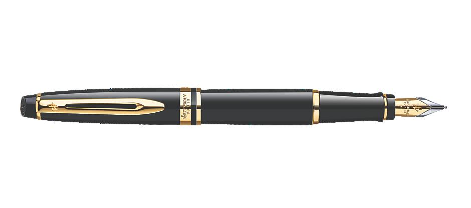 Bút Waterman Expert Gold Trim Fountain Pen