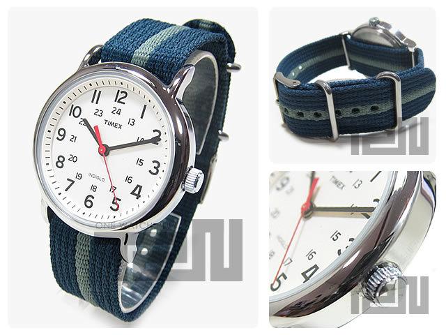 Đồng hồ Timex T2P1429J Weekender