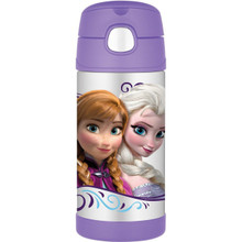 Bình giữ nhiệt cho bé Thermos 12 Ounce Funtainer Bottle, Frozen - 350ml