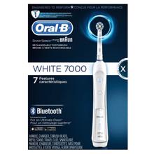 Bàn chải đánh răng điện Oral-B Precision White 7000 - Chính hãng