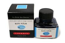 Mực J. Herbin - Màu xanh da trời (Bleu Azur) -  12 - 30ml