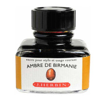 Mực J. Herbin - Màu hổ phách (Ambre de Birmanie) -  41 - 30ml