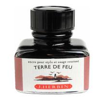 Mực J. Herbin - Màu nâu đất (Terre de Feu) -  47 - 30ml