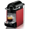 Máy pha cà phê NESPRESSO® Pixie EN125.R - Red Carminio