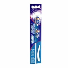 Đầu bàn chải đánh răng Pin Oral-B Action Power Battery Replacement Brush Head x 2 cái