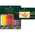 Bộ bút chì màu Faber Castell 110011 - Color Pencil Polychromos tin of 120