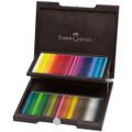 Bộ bút chì màu Faber Castell 110072 - Colour Pencil Polychromos wood case of 72 - 72 màu - Hộp gỗ