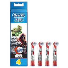Đầu bàn chải đánh răng điện trẻ em Oral-B Stages Power Electric Toothbrush Featuring Star Wars Characters x 4 cái