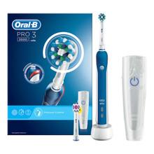 Bàn chải đánh răng điện Oral-B Pro 3 3000 CrossAction Electric Toothbrush Rechargeable