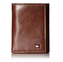 Ví nam Tommy Hilfiger Men's Trifold Wallet-Sleek and Slim 31TL110018