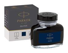 Lọ mực Parker - 57ml - Mực xanh đen