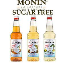 Bộ 3 chai NESPRESSO® Monin Syrups Kit