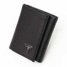 Ví nam Guess Men's Leather Trifold Wallet - 31GU11X011