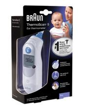 Nhiệt kế đo tai Braun ThermoScan5 IRT6500US - Chính hãng