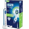 Bàn chải đánh răng điện Oral-B Professional 600 CrossAction Electric Rechargeable Power Toothbrush