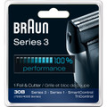 Đầu máy cạo râu Braun Series 3 Combi 30b Foil And Cutter Replacement Pack (7000/4000 Series)